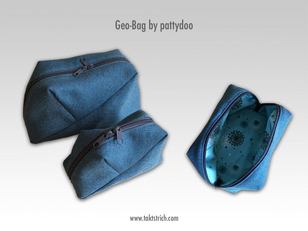Schnittmuster Geo-Bag by pattydoo