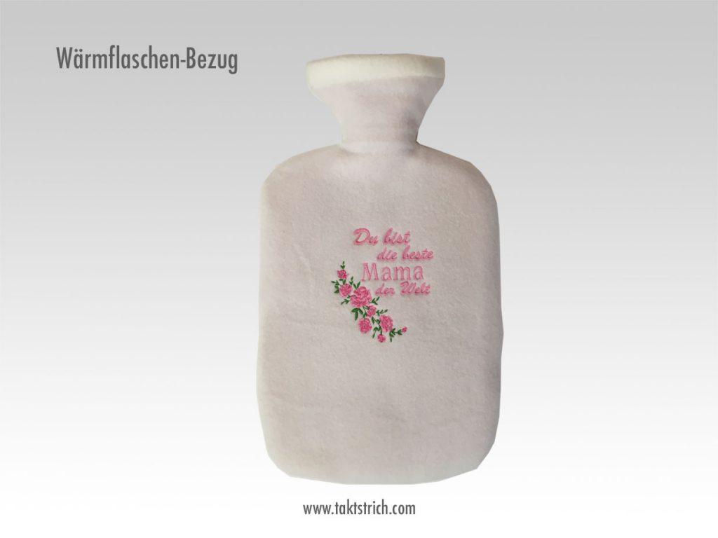 Wärmflaschen-Bezug